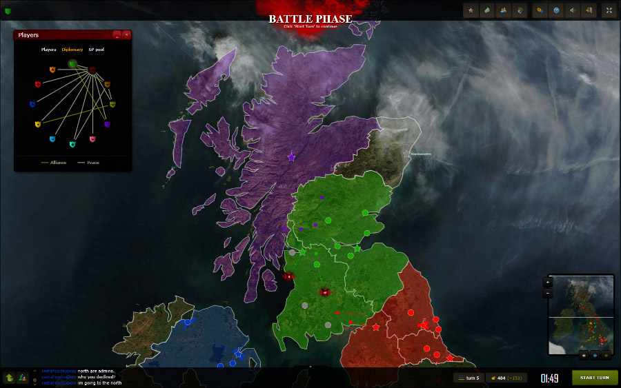 play risk online free multiplayer