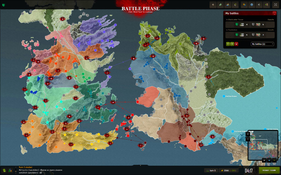 online strategy games like risk